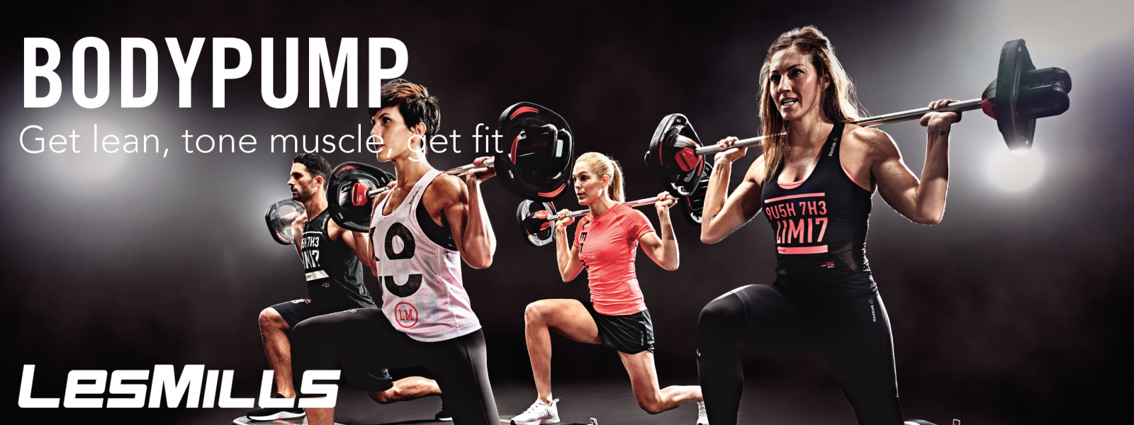 Les Mills BodyPump at Unique Fitness and Spa